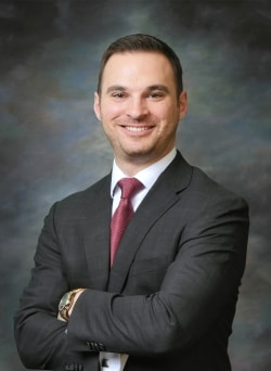 Attorney Sam Gilbertson